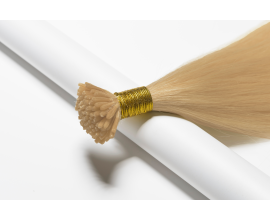 Extensions I-Tip biondo miele